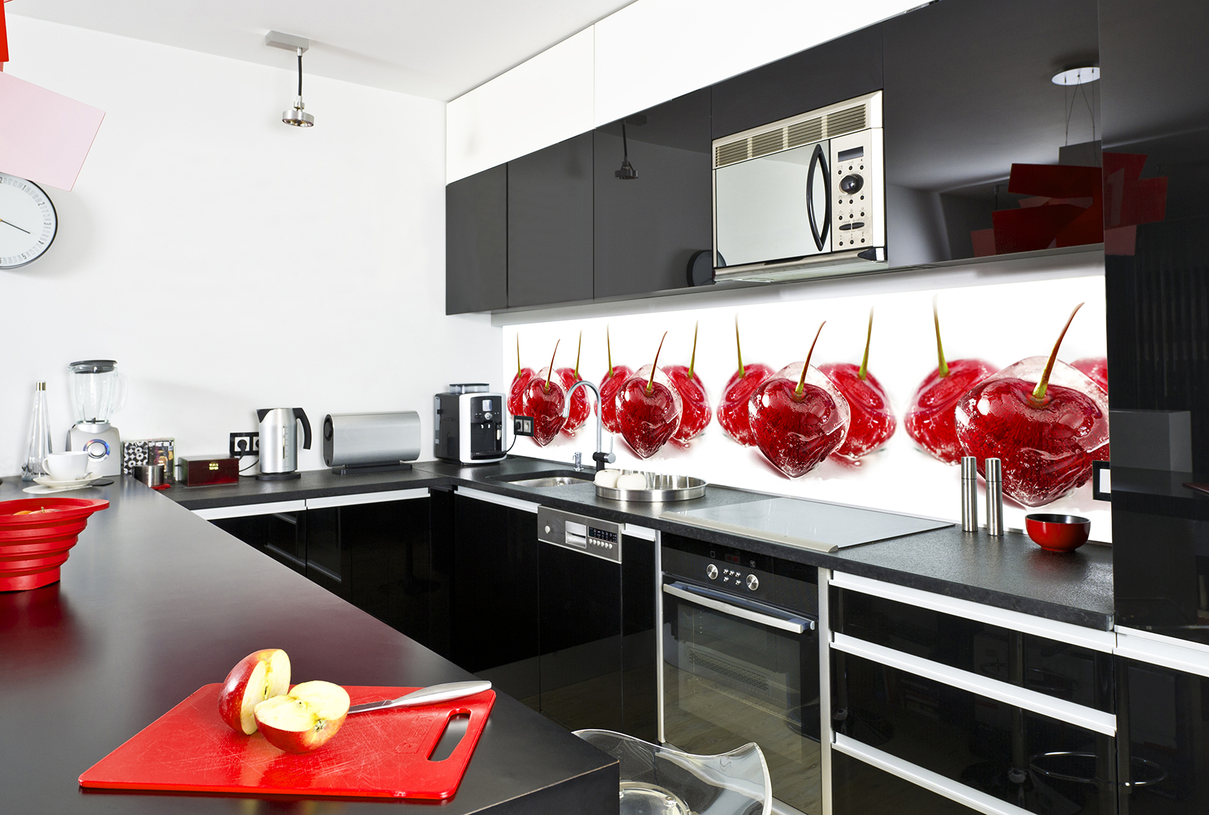 Фартук на кухню из пластика каталог  екатеринбург